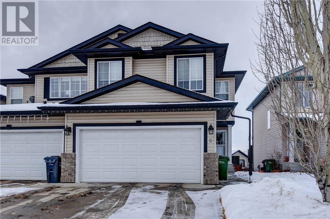 Townhouse for sale at 6 Arnold Cs Red Deer Alberta - MLS: ca0185453