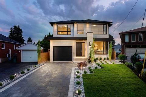 House for sale at 6 Ashall Blvd Toronto Ontario - MLS: E4709454