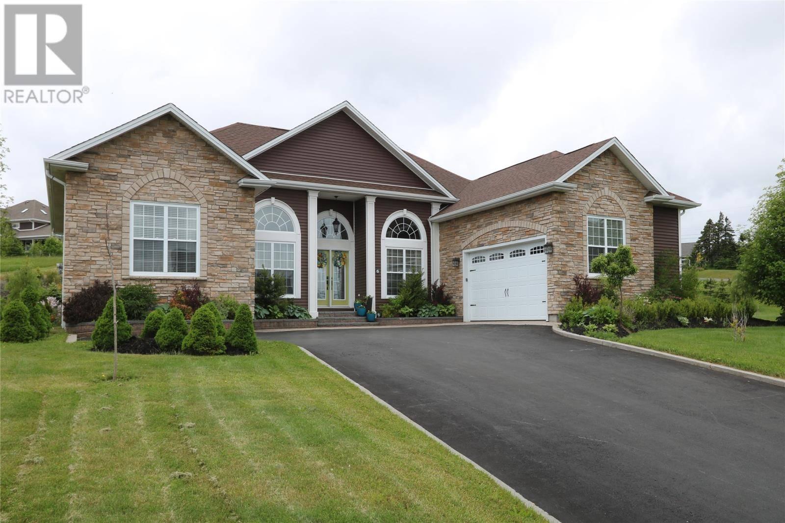 House for sale at 6 Ashkay Dr Logy Bay Newfoundland - MLS: 1209348