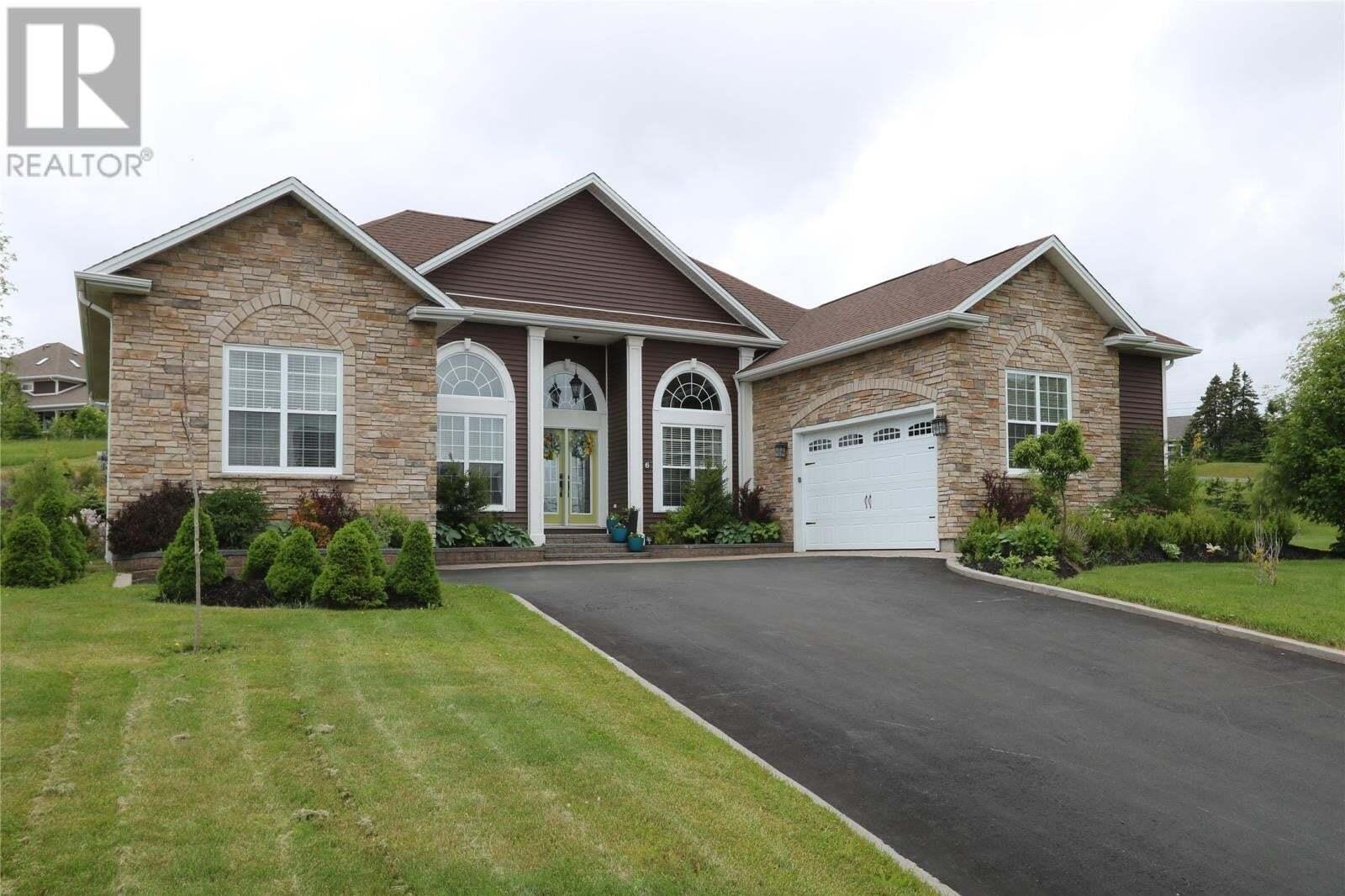 House for sale at 6 Ashkay Dr Logy Bay Newfoundland - MLS: 1213319