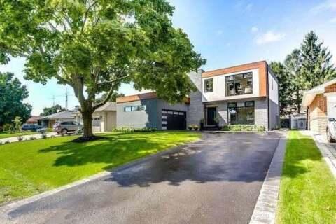 House for sale at 6 Ashwood Cres Toronto Ontario - MLS: W4779277