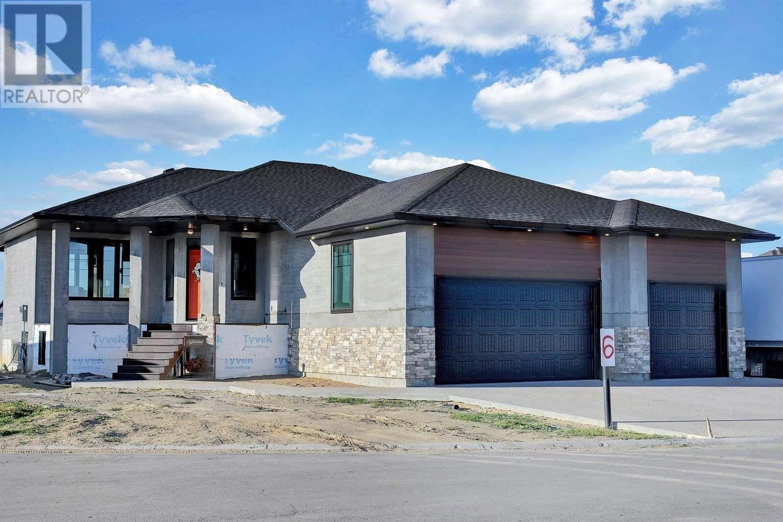 House for sale at 6 Assiniboia By Balgonie Saskatchewan - MLS: SK813109