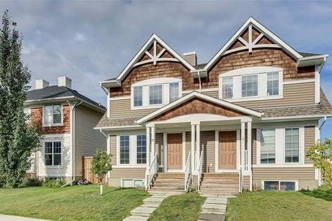 Townhouse for sale at 6 Auburn Crest Pl Southeast Calgary Alberta - MLS: C4269865
