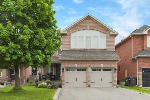 House for sale at 6 Baccarat Cres Brampton Ontario - MLS: W4775254