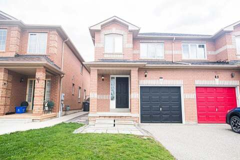Townhouse for sale at 6 Baha Cres Brampton Ontario - MLS: W4774849