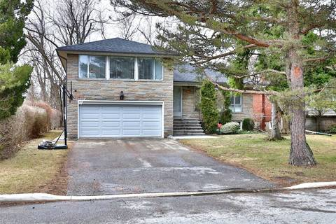 House for sale at 6 Banton Rd Toronto Ontario - MLS: C4738719