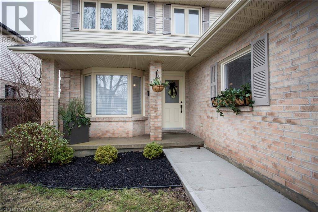 House for sale at 6 Barrydale Cres London Ontario - MLS: 249338