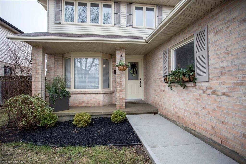 House for sale at 6 Barrydale Cres London Ontario - MLS: 262328