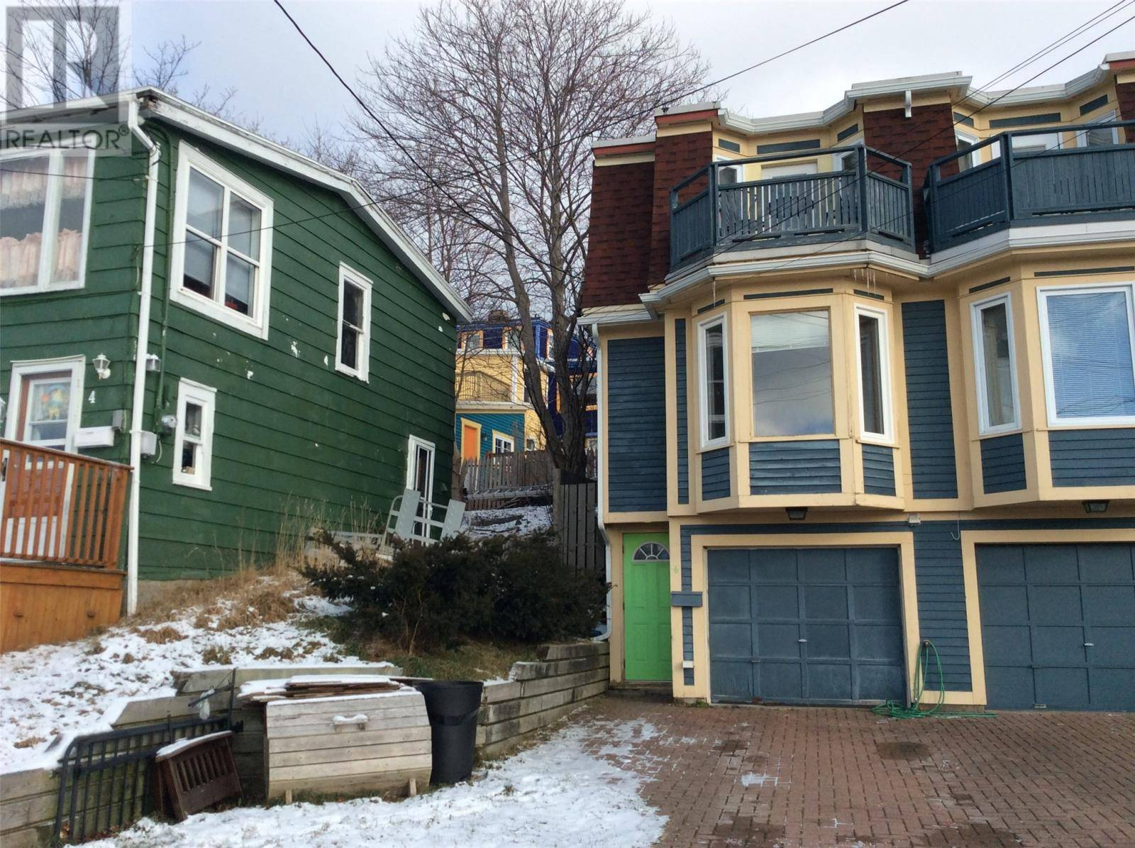 House for sale at 6 Battery Rd St. John's Newfoundland - MLS: 1209003