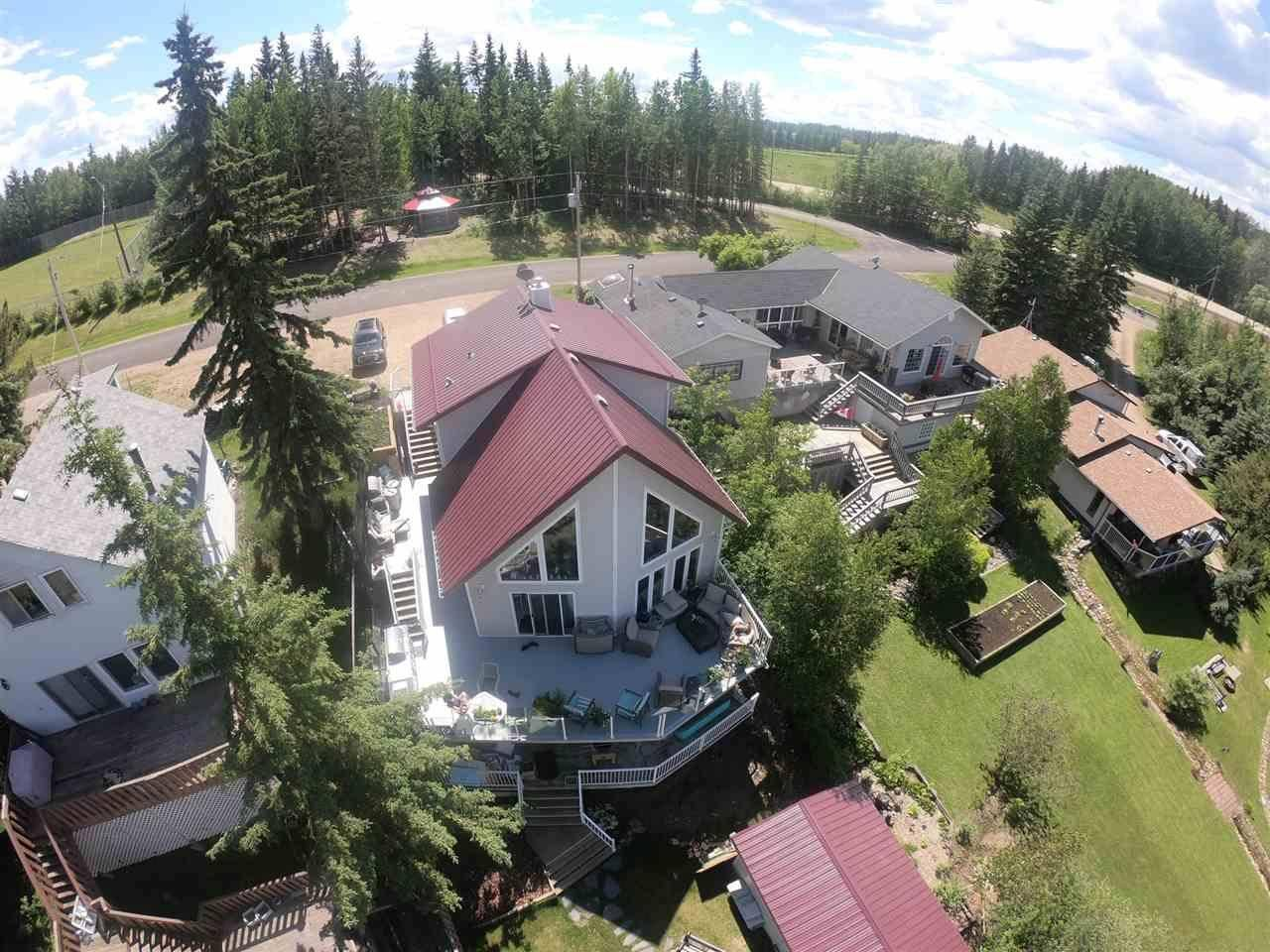 House for sale at 6 Beaver Ave Rural Athabasca County Alberta - MLS: E4189146