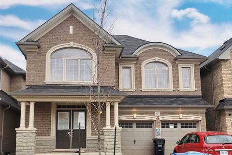 House for rent at 6 Belgium Cres Brampton Ontario - MLS: W4728281