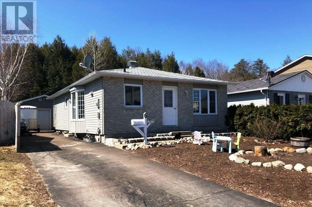 House for sale at 6 Bennett Dr Elliot Lake Ontario - MLS: SM128370