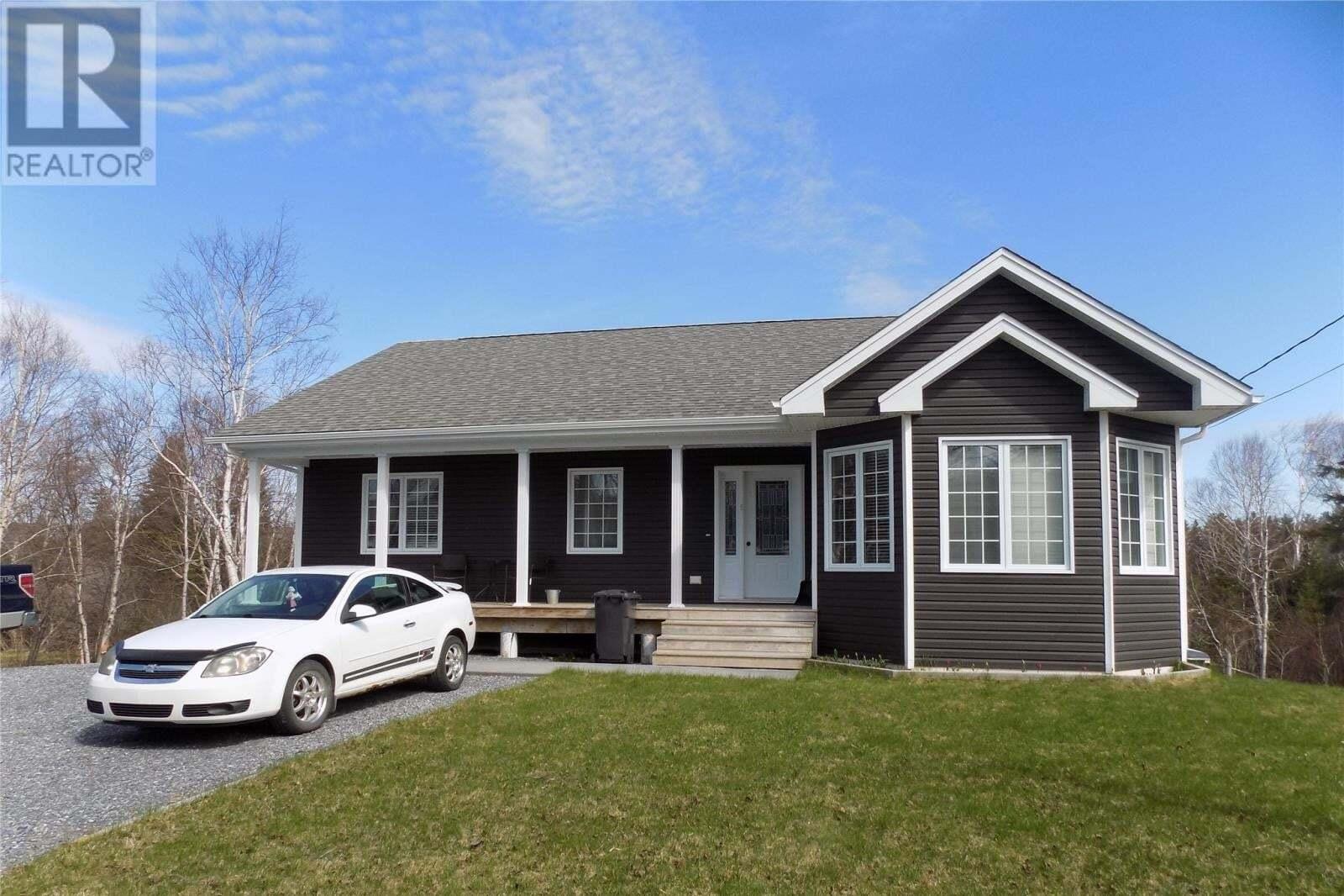House for sale at 6 Berkshire Ave Pasadena Newfoundland - MLS: 1214053