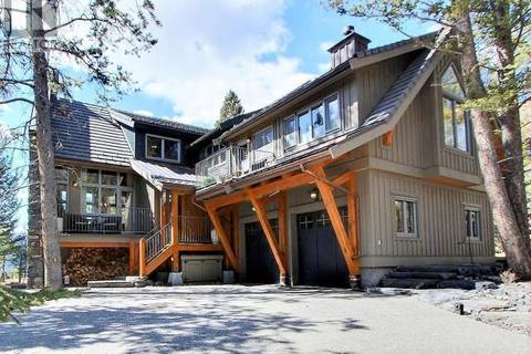 House for sale at 6 Blue Grouse Rdge Silvertip, Canmore Alberta - MLS: 49382