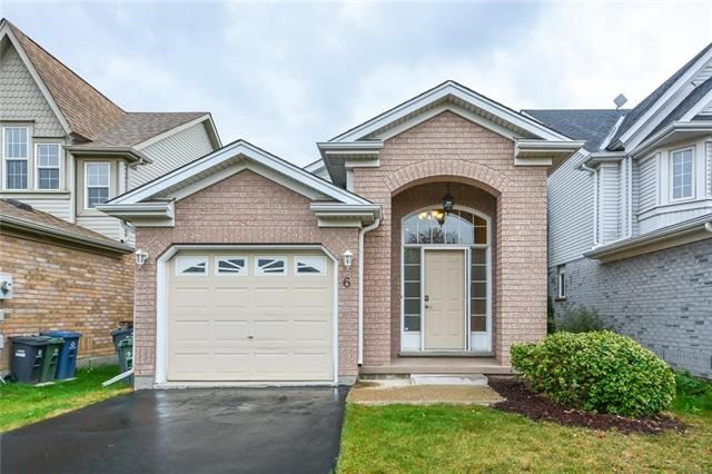 For Sale: 6 Boulder Crescent, Guelph, ON   2 Bed, 2 Bath House for $499,990. See 18 photos!