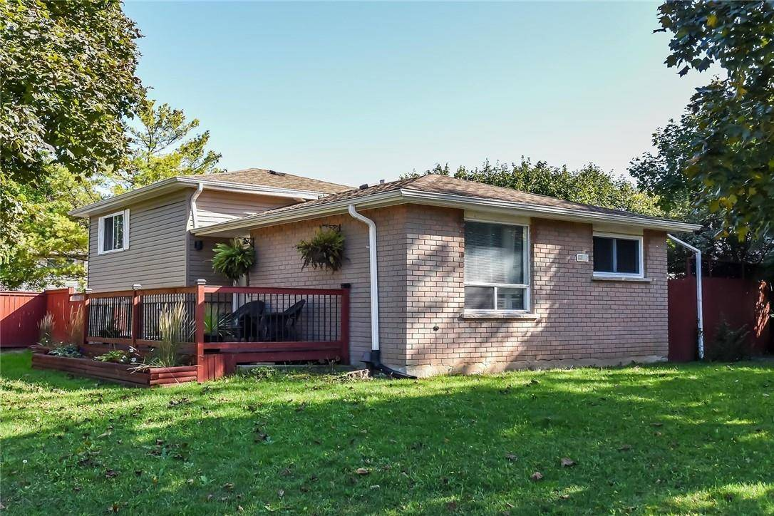 House for sale at 6 Bowden St Hamilton Ontario - MLS: H4065449