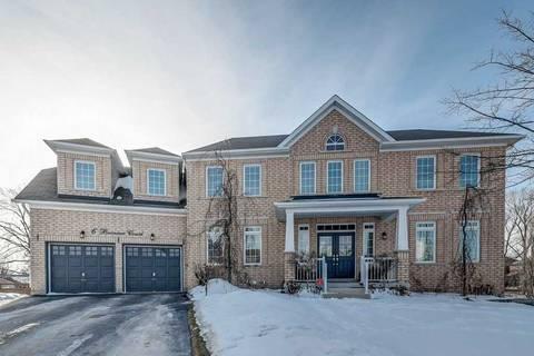 House for sale at 6 Brenner Ct Georgina Ontario - MLS: N4369865