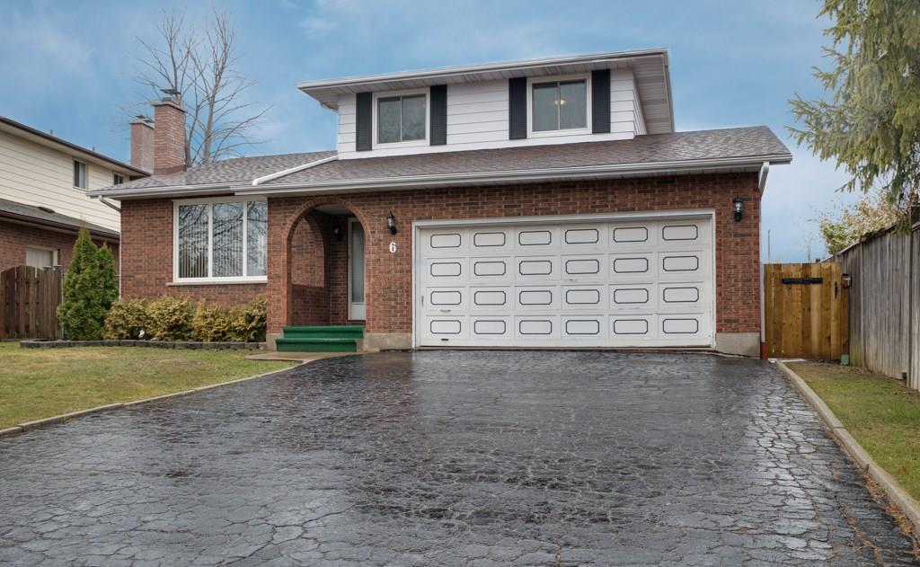 6 Brimley Crescent St Catharines For Sale 549900 Zolo