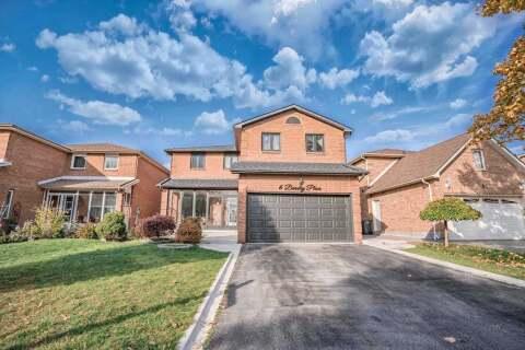 House for sale at 6 Burnley Pl Brampton Ontario - MLS: W4964476