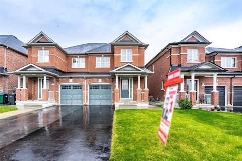Townhouse for sale at 6 Burnstown Circ Brampton Ontario - MLS: W4492347