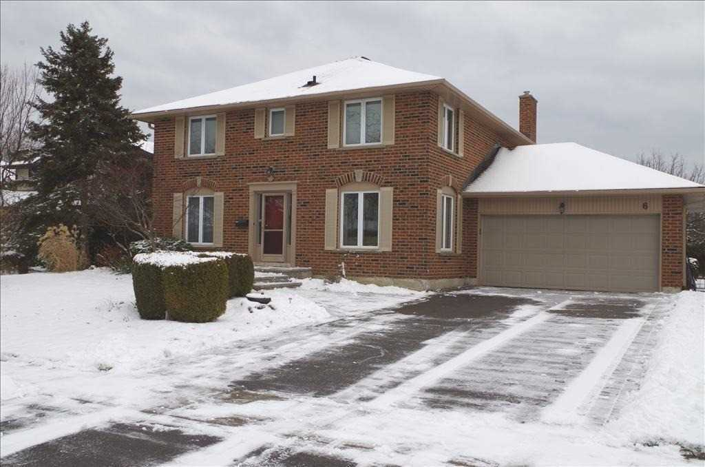 House for sale at 6 Cadby Road Ajax Ontario - MLS: E4332721