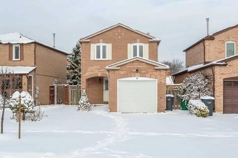 House for sale at 6 Calmist Cres Brampton Ontario - MLS: W4646847