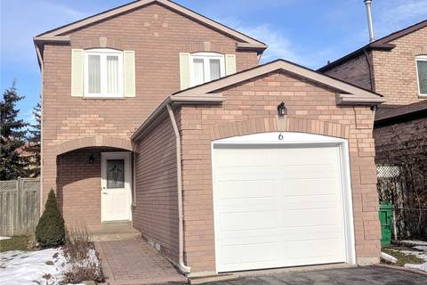 House for rent at 6 Calmist Cres Brampton Ontario - MLS: W4682534