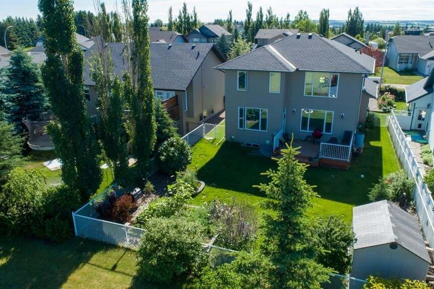 House for sale at 6 Cameron Cs Lacombe Alberta - MLS: CA0186802