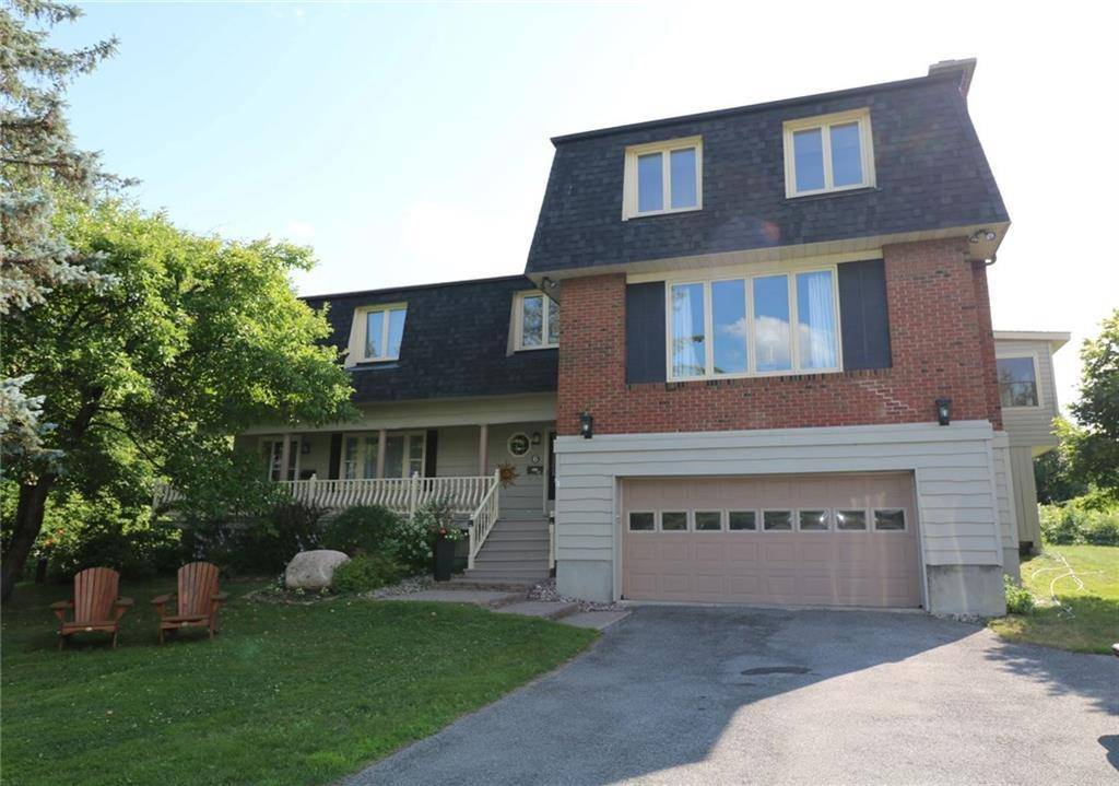 House for sale at 6 Campbell Reid Ct Ottawa Ontario - MLS: 1165821