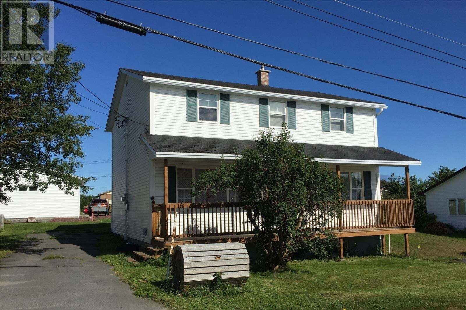 House for sale at 6 Captain Franks Ln Carbonear Newfoundland - MLS: 1214380