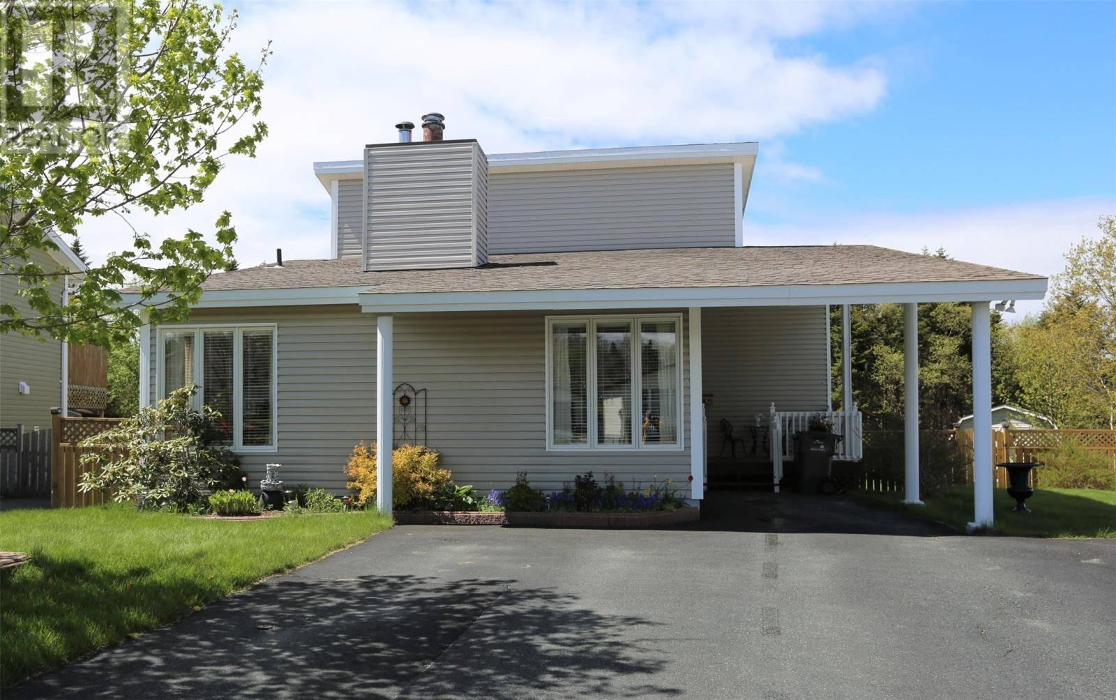 House for sale at 6 Carleton Dr Mount Pearl Newfoundland - MLS: 1197851