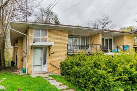 Townhouse for rent at 6 Carscadden Dr Toronto Ontario - MLS: C4448515