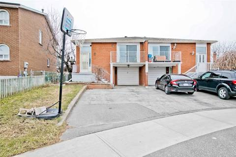 Townhouse for sale at 6 Cashew Ct Toronto Ontario - MLS: C4727443
