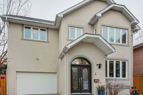 House for sale at 6 Chapel Rd Toronto Ontario - MLS: W4662965