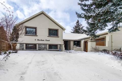 House for sale at 6 Chesham Ct Brampton Ontario - MLS: W4705456