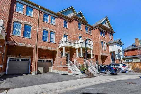 Townhouse for sale at 6 City Park Circ Vaughan Ontario - MLS: N4729253