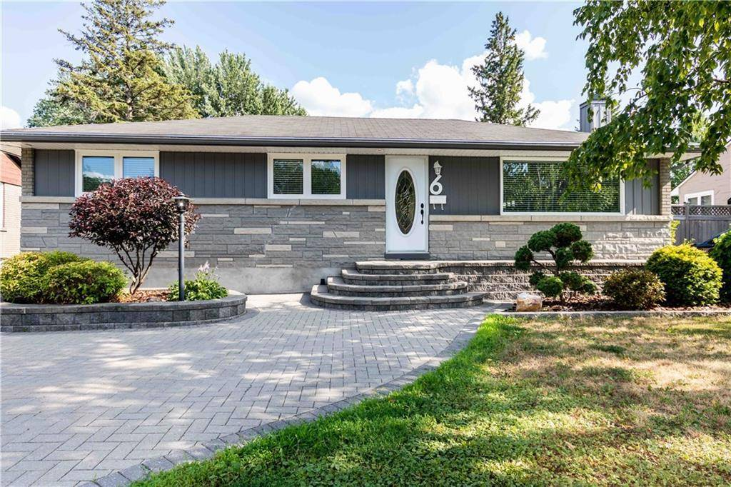 House for sale at 6 Claver St Ottawa Ontario - MLS: 1164138
