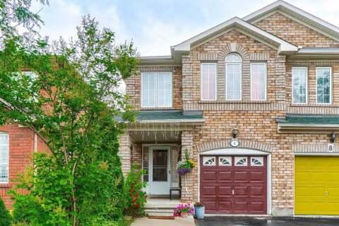 Townhouse for sale at 6 Corvette Ct Brampton Ontario - MLS: W4807542