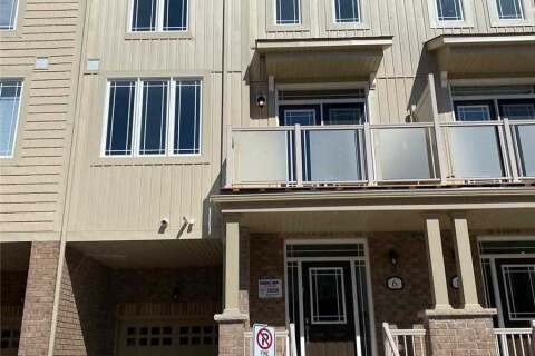 Townhouse for rent at 6 Cosbury Ln Caledon Ontario - MLS: W4778297