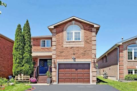 House for sale at 6 Coughlin Rd Barrie Ontario - MLS: S4795366