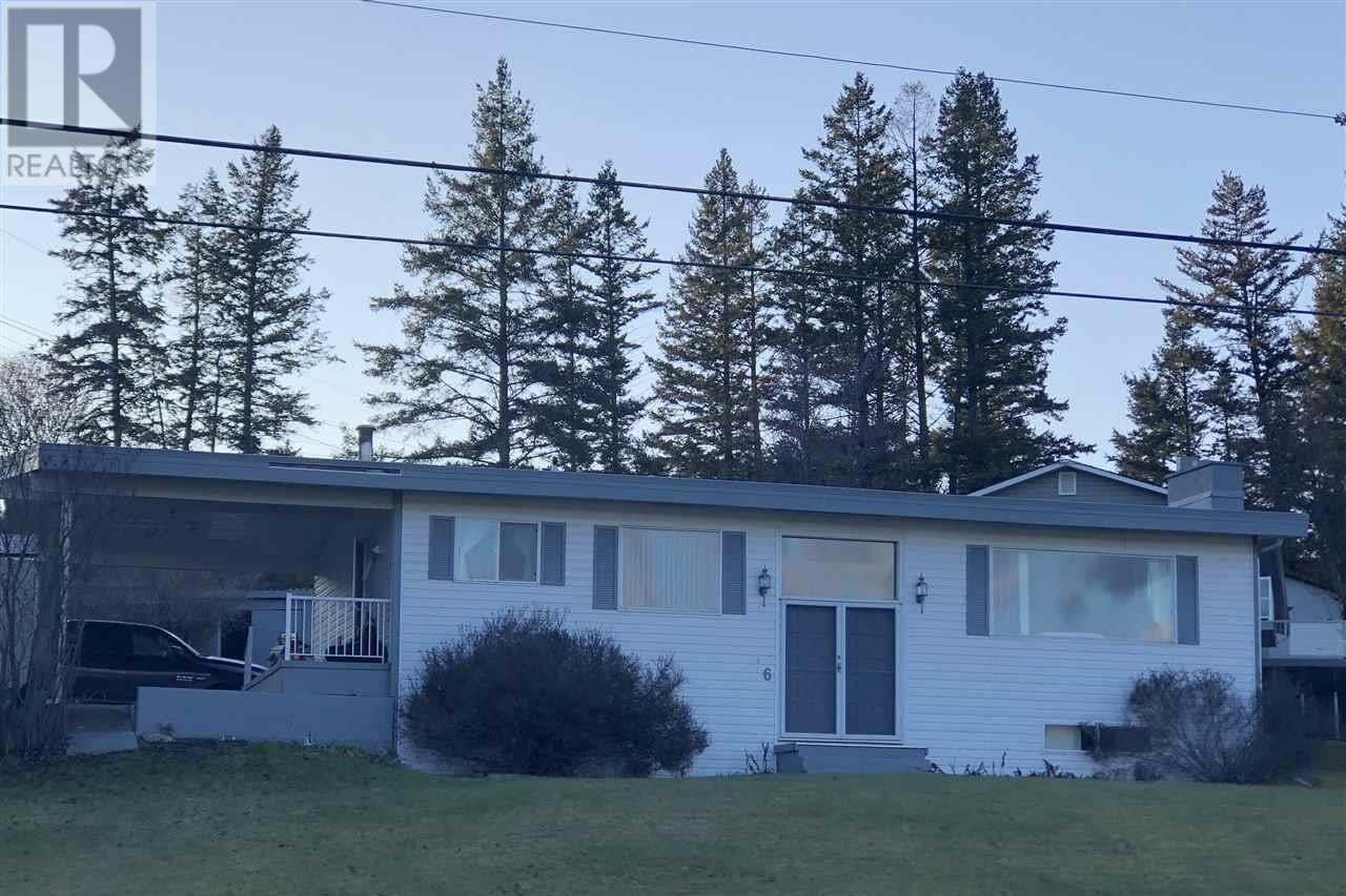 House for sale at 6 Country Club Blvd Williams Lake British Columbia - MLS: R2453340
