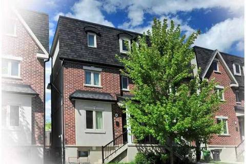 Townhouse for sale at 6 Coventry St Toronto Ontario - MLS: E4561818