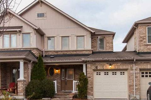 Townhouse for sale at 6 Cozens Dr Richmond Hill Ontario - MLS: N4633443