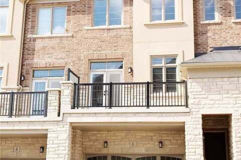 Townhouse for rent at 6 Creekvally Ln Markham Ontario - MLS: N4909261
