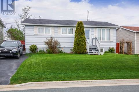 House for sale at 6 Crewe Pl Mount Pearl Newfoundland - MLS: 1197630