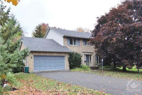 House for sale at 6 Crossing Pl Ottawa Ontario - MLS: 1215411