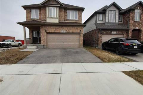 House for rent at 6 Crosswinds Dr Kitchener Ontario - MLS: X4729668
