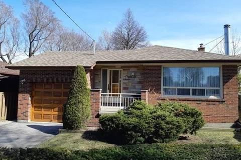 House for sale at 6 Denver Pl Toronto Ontario - MLS: E4415844