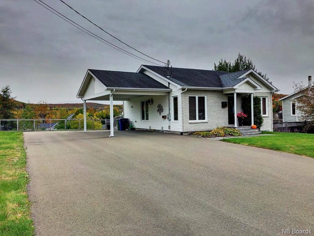 House for sale at 6 Des Trembles St Saint Jacques New Brunswick - MLS: NB015890