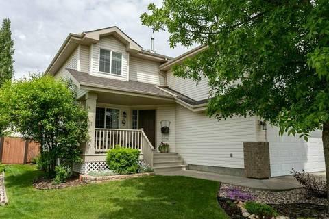 House for sale at 6 Desevigny Pl St. Albert Alberta - MLS: E4160552